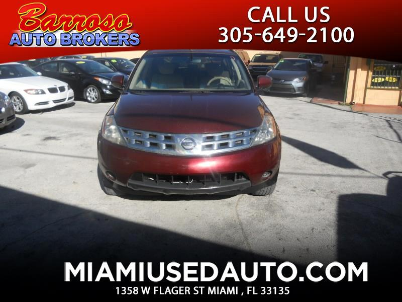 2005 Nissan Murano S 2WD