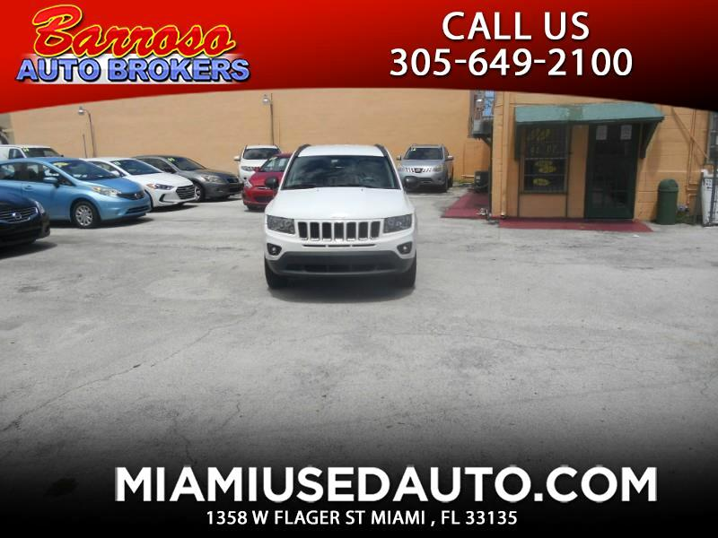Jeep Compass Sport FWD 2014