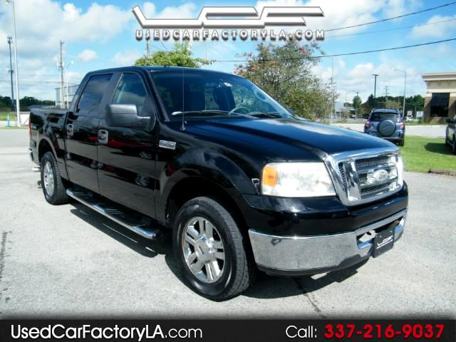 2007 Ford F-150 XLT SuperCrew Short Box 2WD