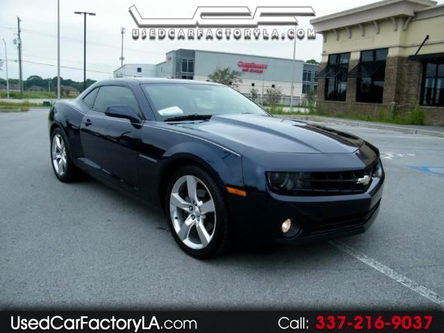2011 Chevrolet Camaro 2dr Cpe RS