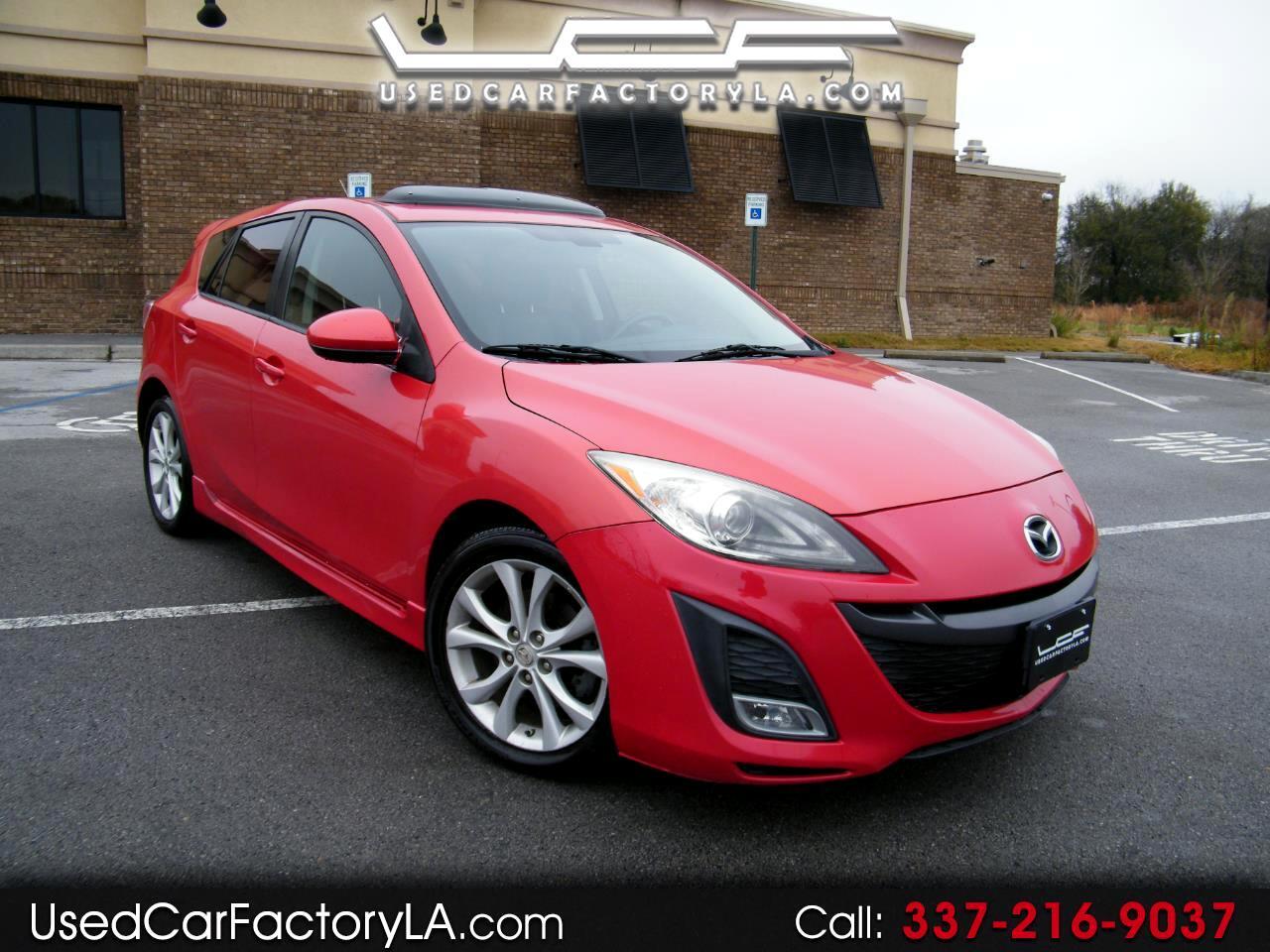 2010 Mazda MAZDA3 5dr HB Auto s GT *Ltd Avail*