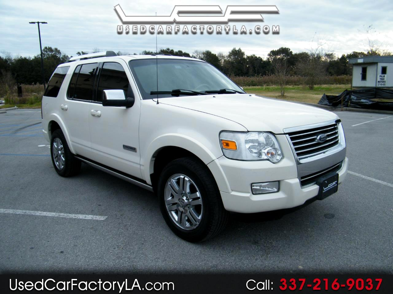 2008 Ford Explorer Limited 4.0L 2WD