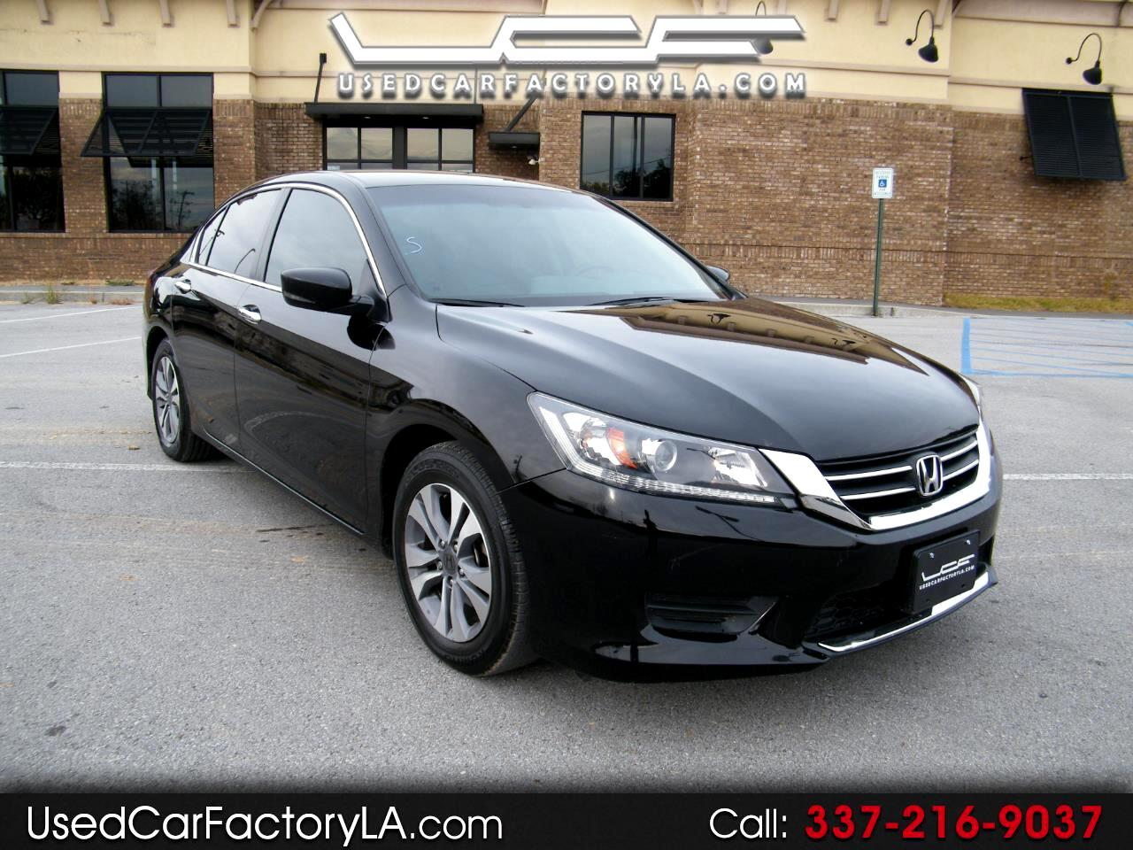 2015 Honda Accord SE