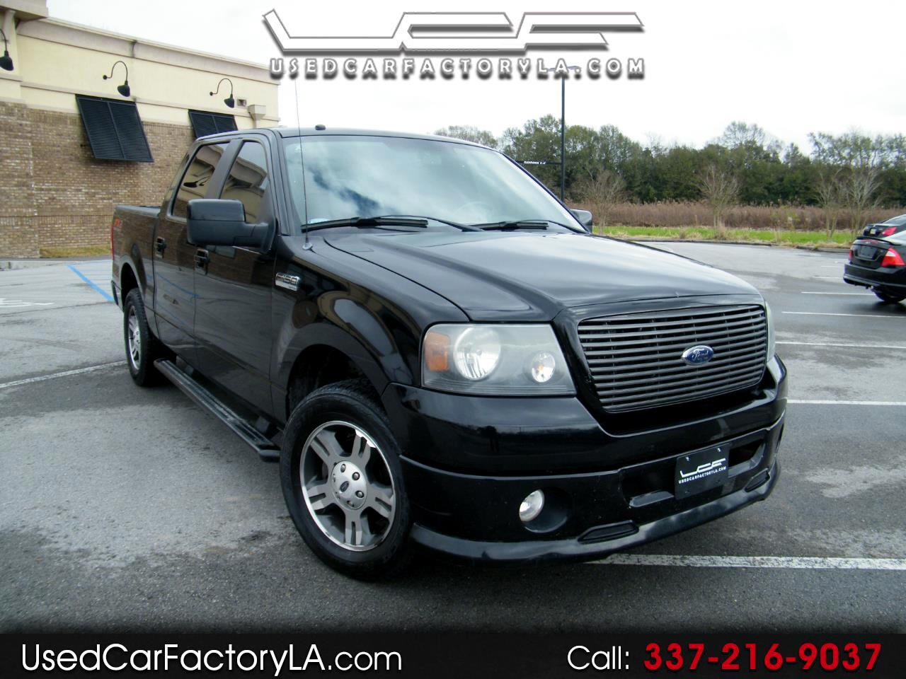 2008 Ford F-150 2WD SuperCrew 145