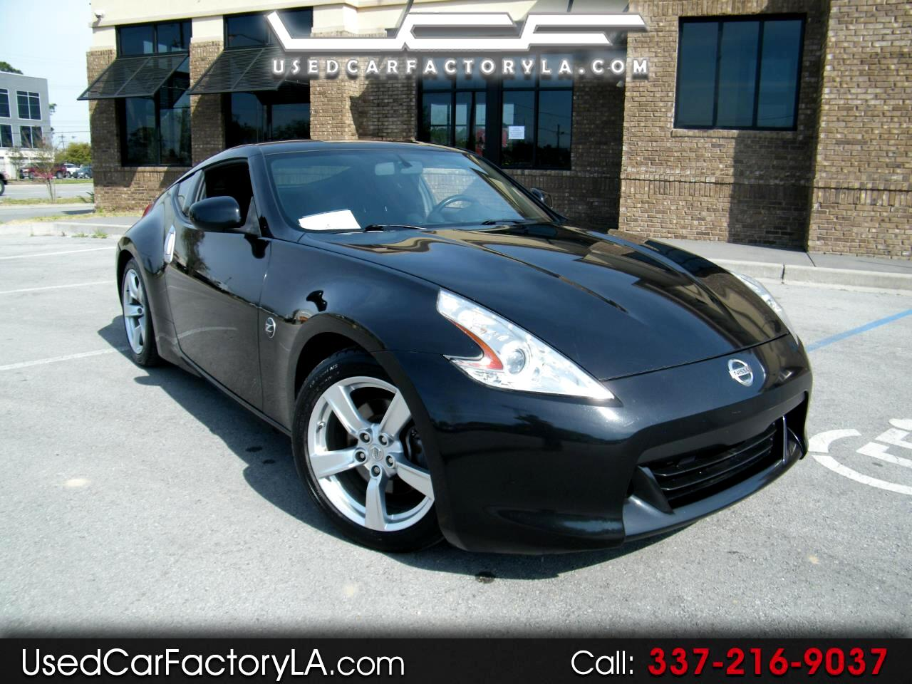 2012 Nissan Z 370Z Touring Coupe