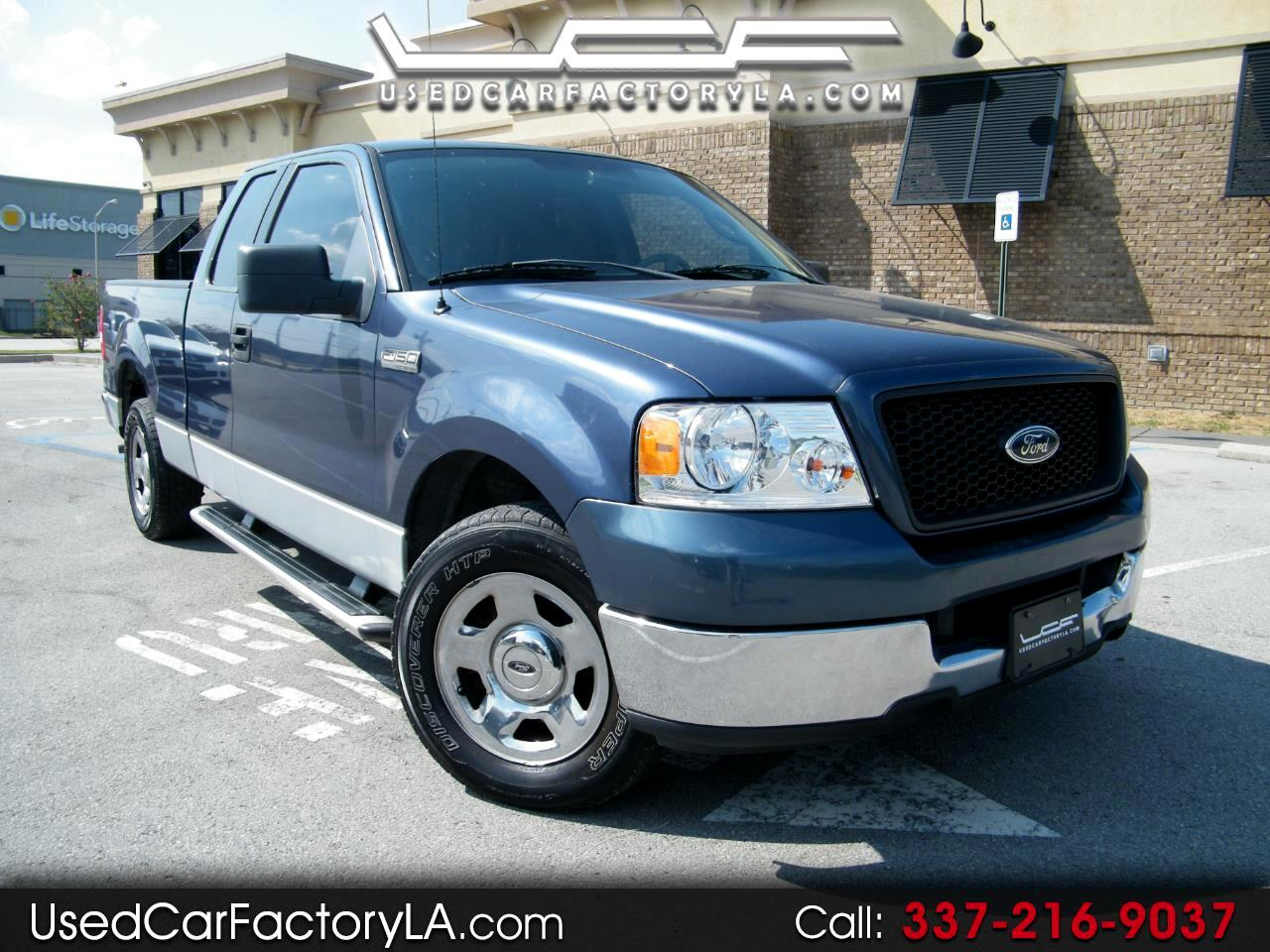 Ford F-150 XLT SuperCab 2WD 2005