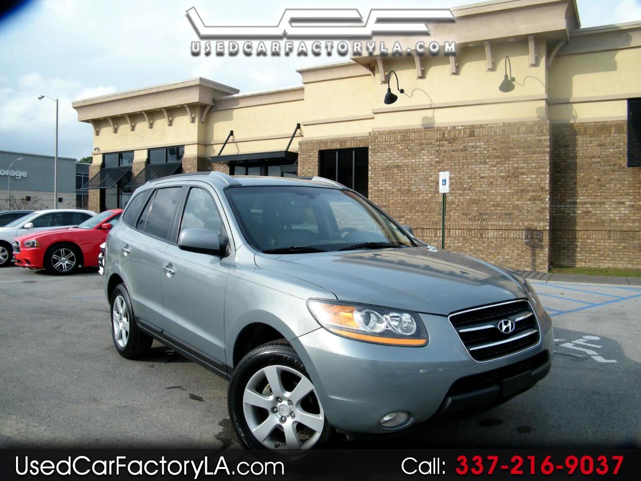 Hyundai Santa Fe Limited AWD 2008