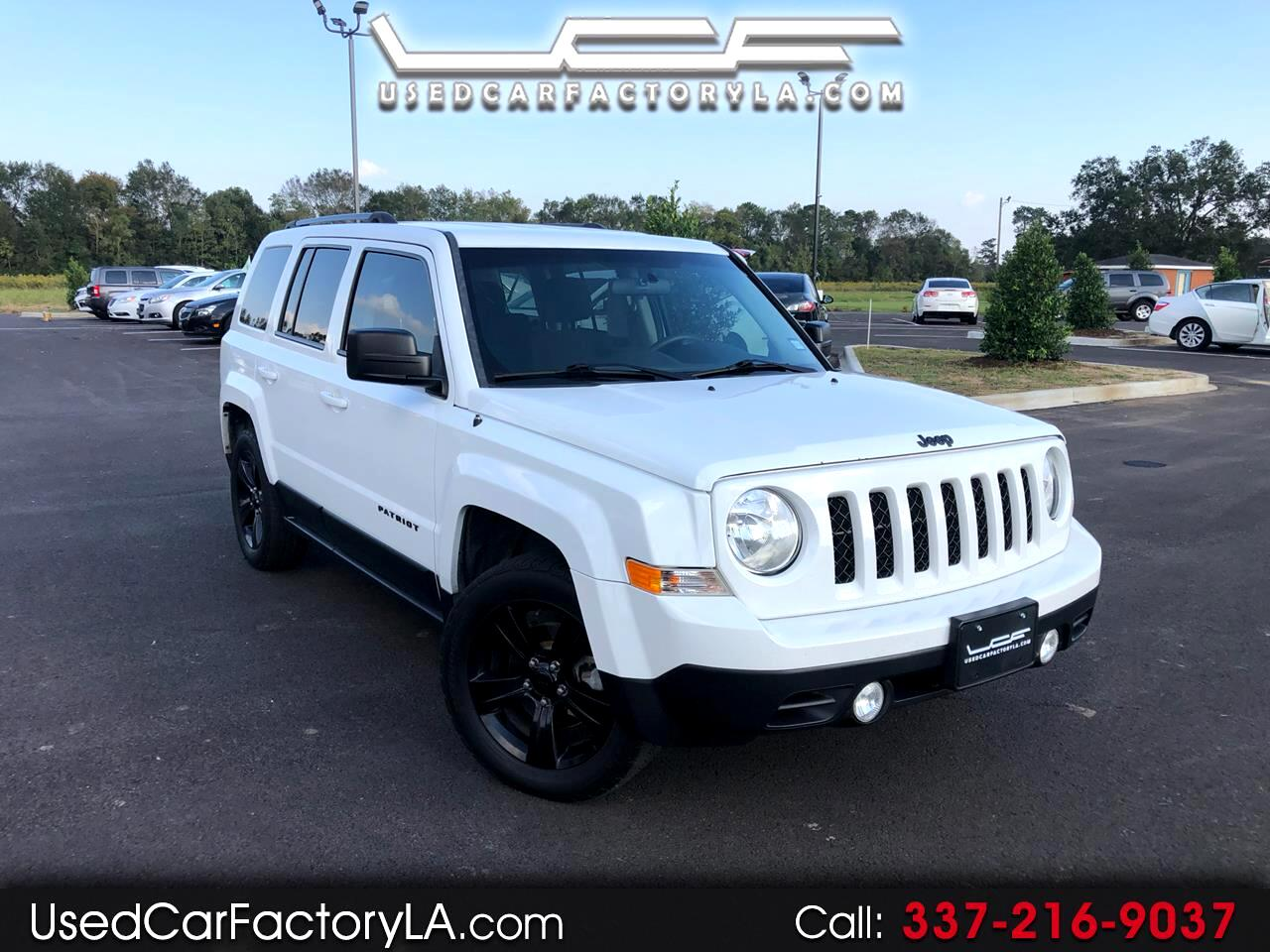 Jeep Patriot Sport 2WD 2015