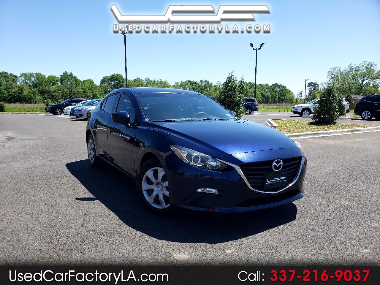 Mazda MAZDA3 i Sport AT 4-Door 2014