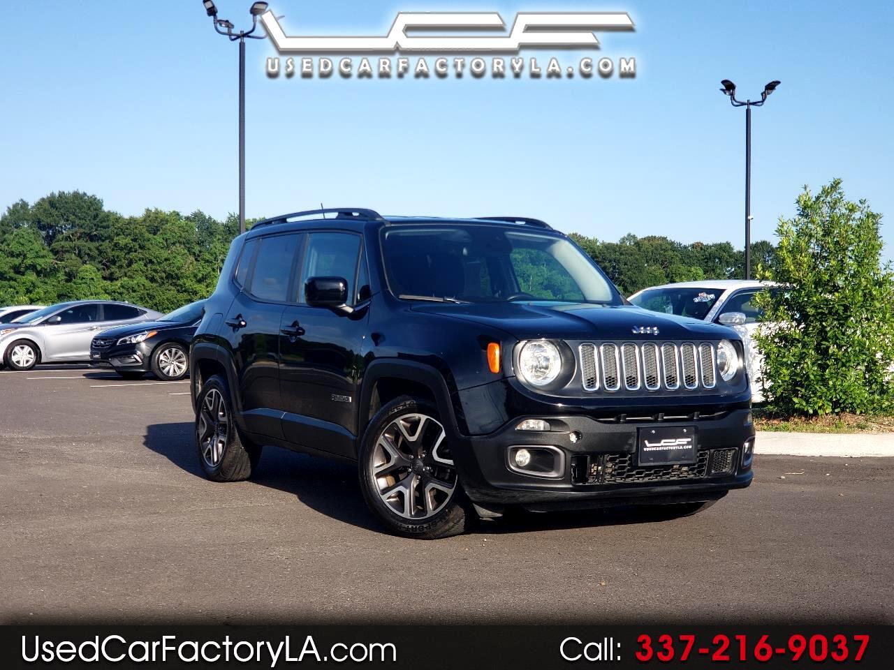 Jeep Renegade Latitude FWD 2017