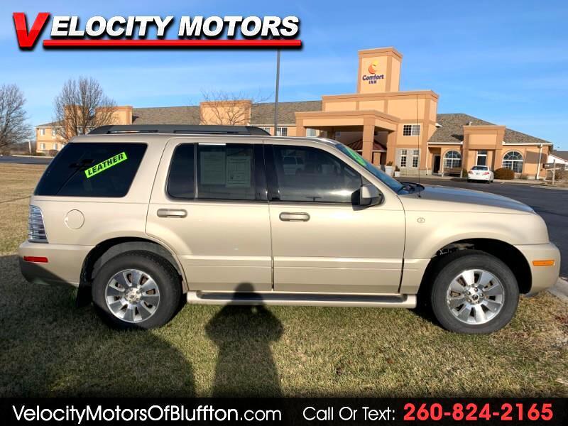 Mercury Mountaineer Luxury 4.0L AWD 2006