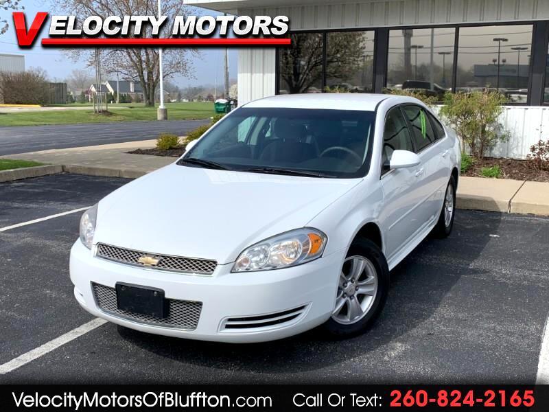 Chevrolet Impala LS (Fleet) 2013