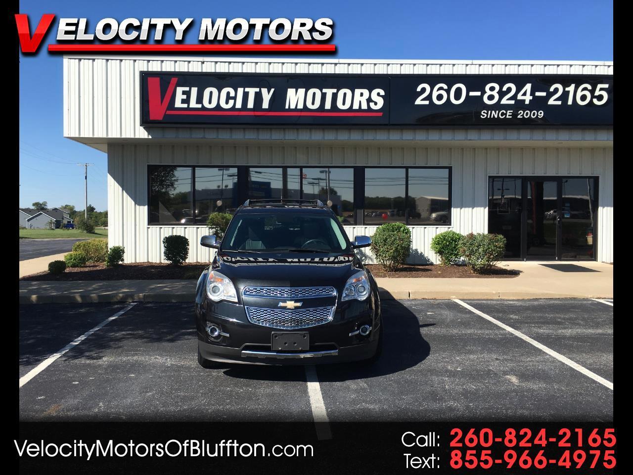 Chevrolet Equinox FWD 4dr LTZ 2012