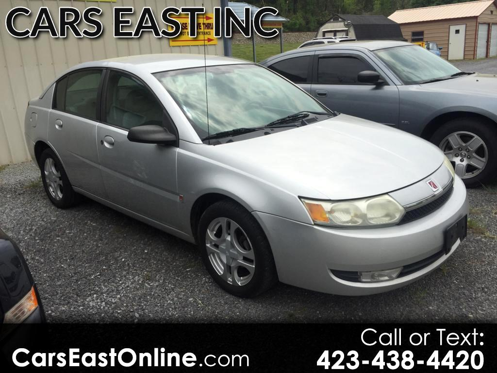 2004 Saturn ION ION 3 4dr Sdn Auto