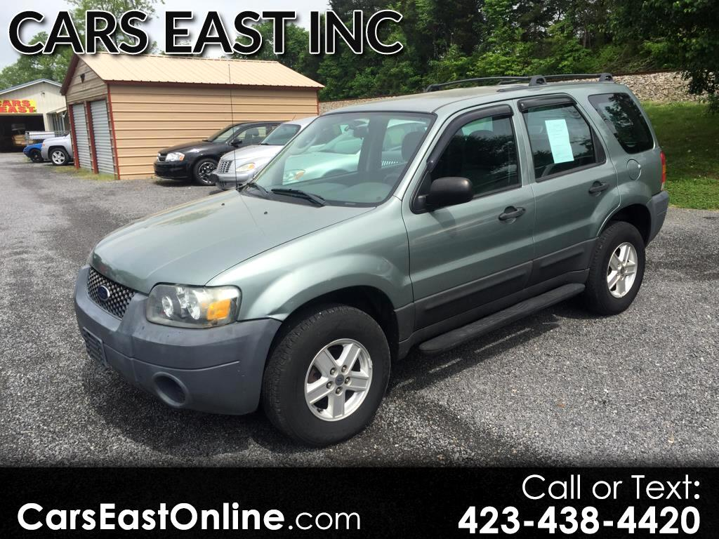 "2005 Ford Escape 4dr 103"" WB 2.3L XLS Value 4WD"
