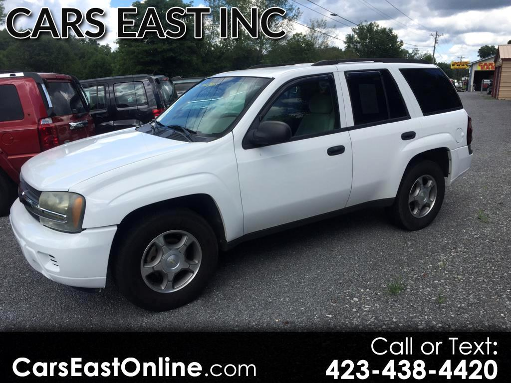 2008 Chevrolet TrailBlazer 4WD 4dr Fleet w/1FL