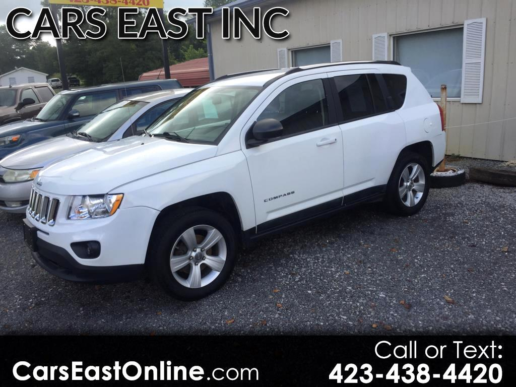 2011 Jeep Compass 4WD 4dr