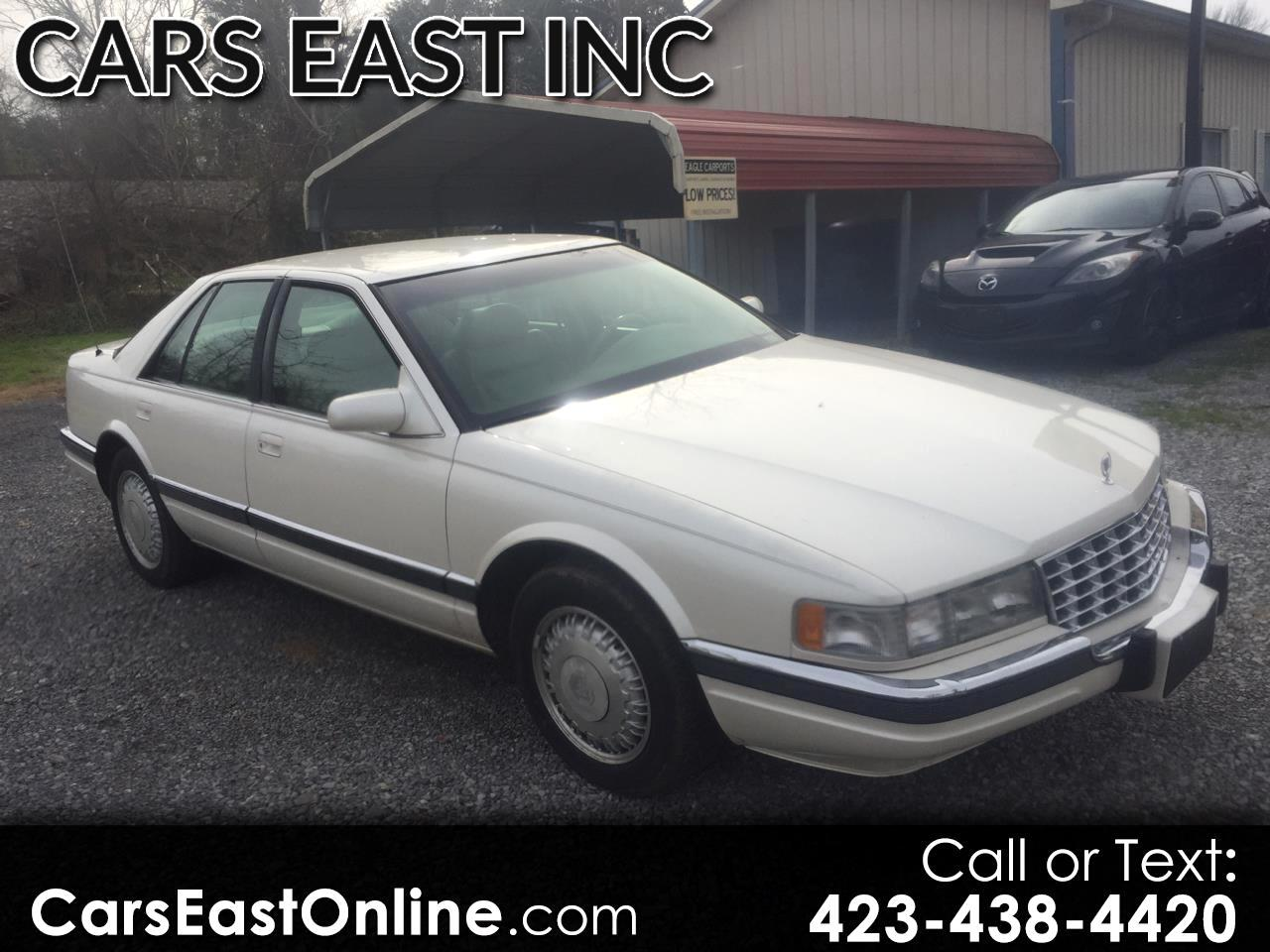 1994 Cadillac Seville 4dr Luxury Sedan SLS