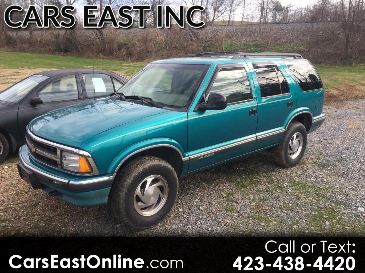 1995 Chevrolet Blazer 4dr 4WD