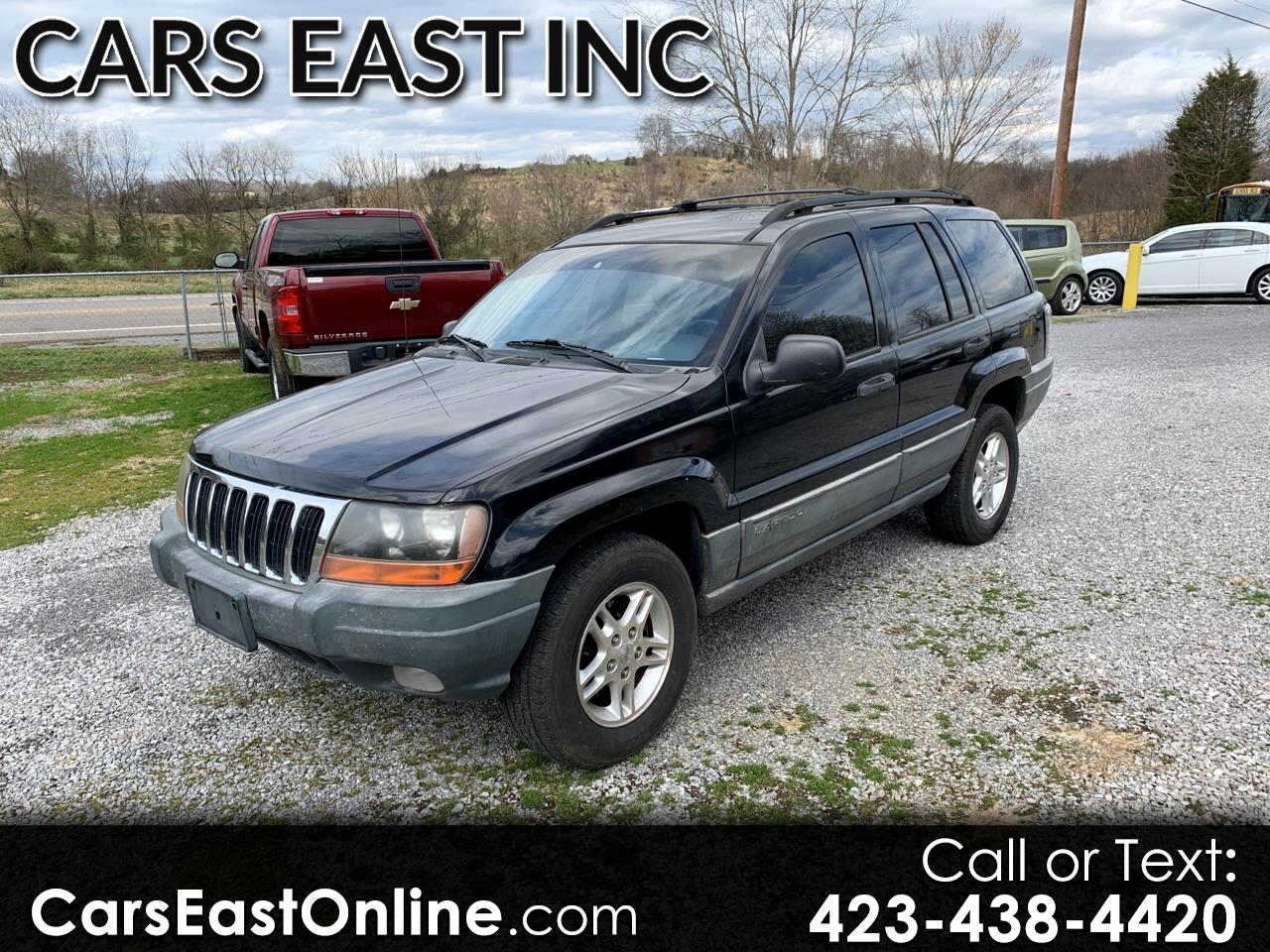 2000 Jeep Grand Cherokee 4dr Laredo