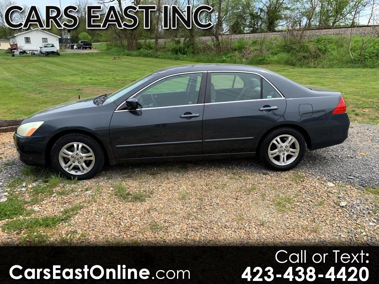 2006 Honda Accord Sdn LX SE AT