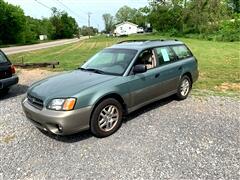 2004 Subaru Legacy Wagon (Natl)