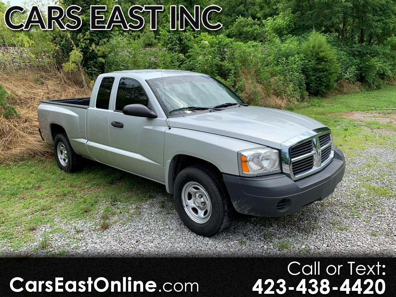 2007 Dodge Dakota 2WD Club Cab 131