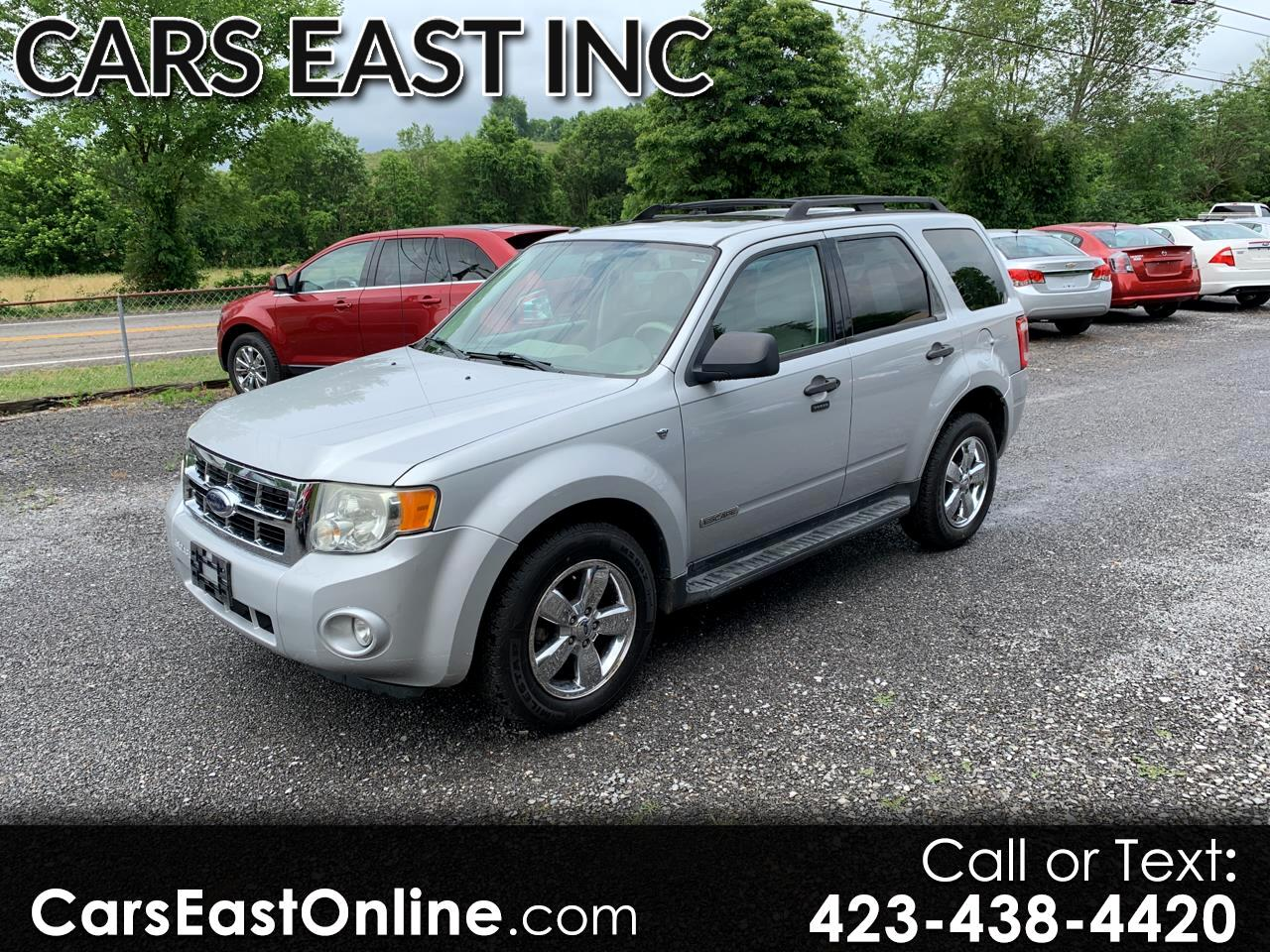 2008 Ford Escape 4WD 4dr V6 Auto XLT