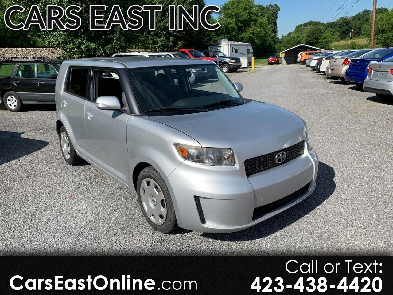 2008 Scion xB 5dr Wgn Auto (Natl)