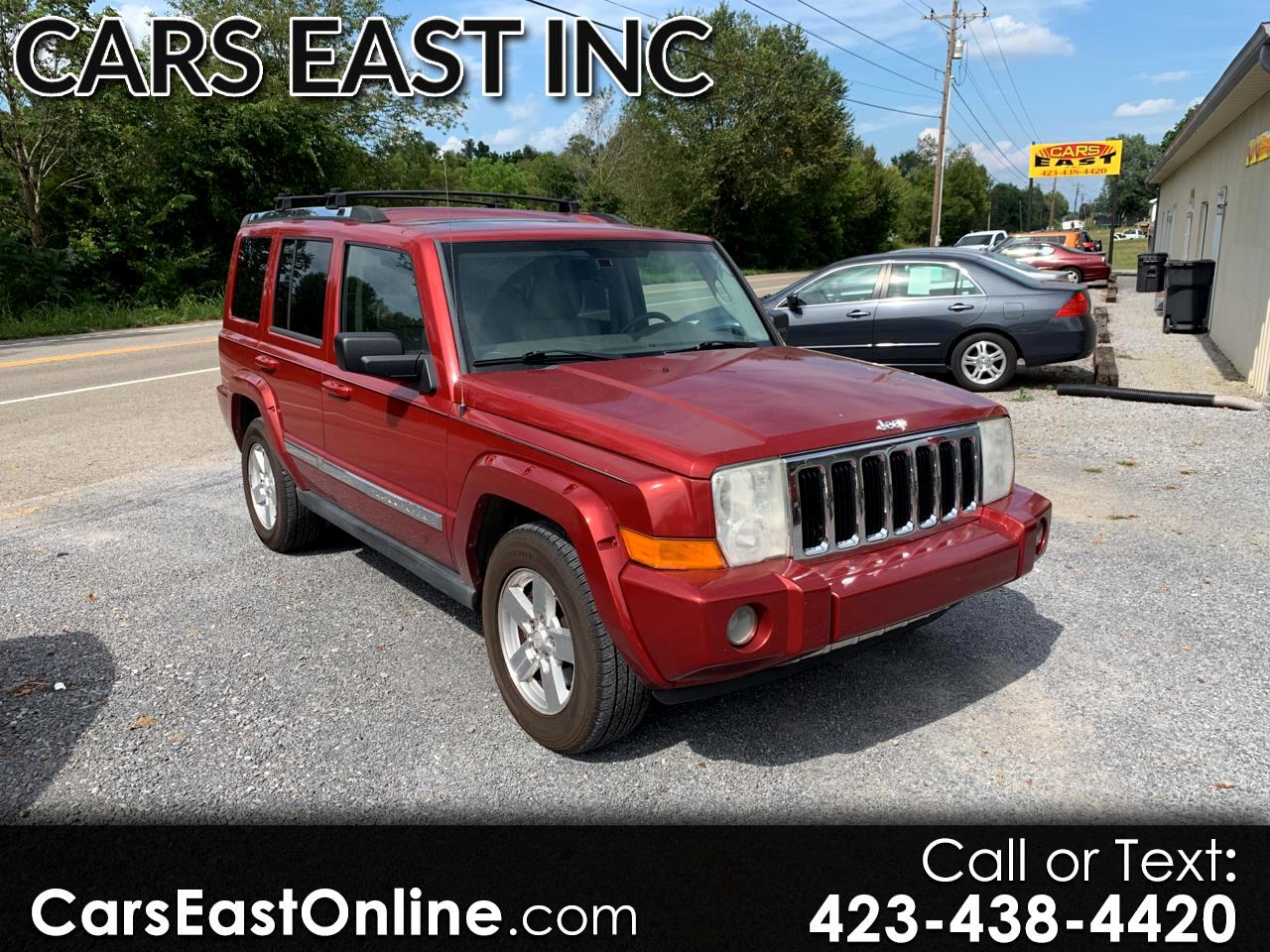 2006 Jeep Commander 4dr Limited 2WD