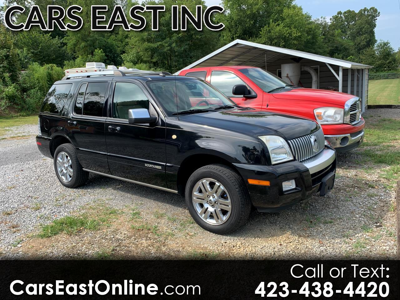 2008 Mercury Mountaineer AWD 4dr V8 Premier