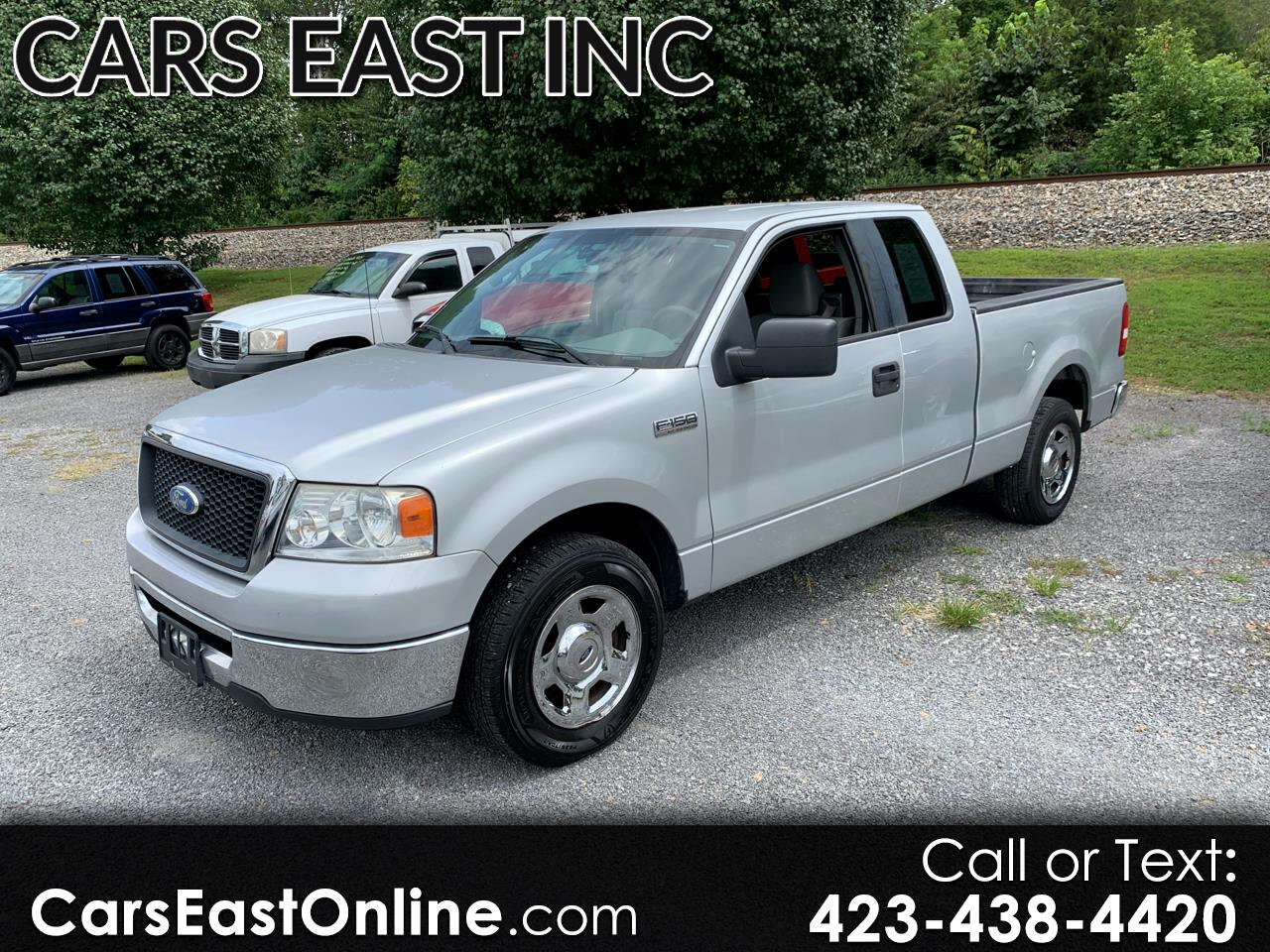 2008 Ford F-150 2WD SuperCab 145