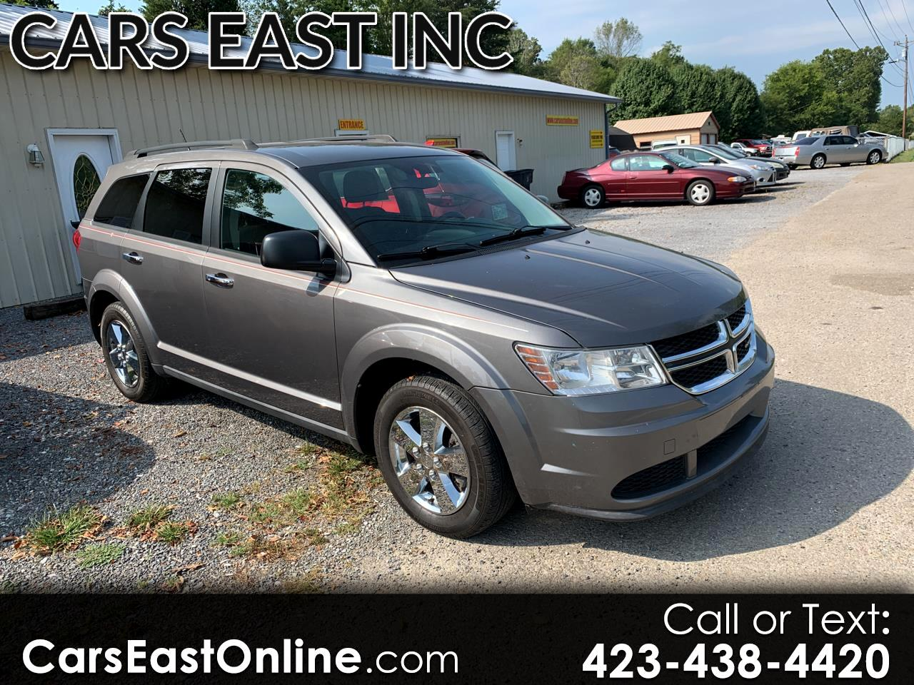 2013 Dodge Journey FWD 4dr SE