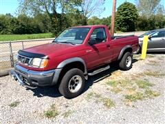 1998 Nissan Frontier 4WD