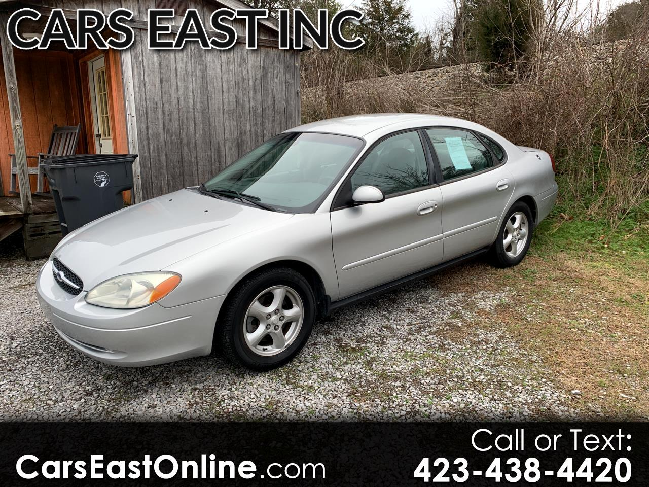 Ford Taurus 4dr Sdn SES 2003