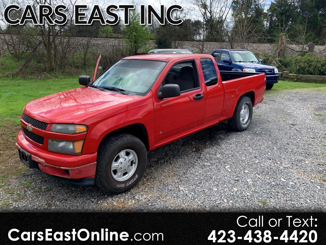 "Chevrolet Colorado Ext Cab 125.9"" WB 2WD LS 2006"
