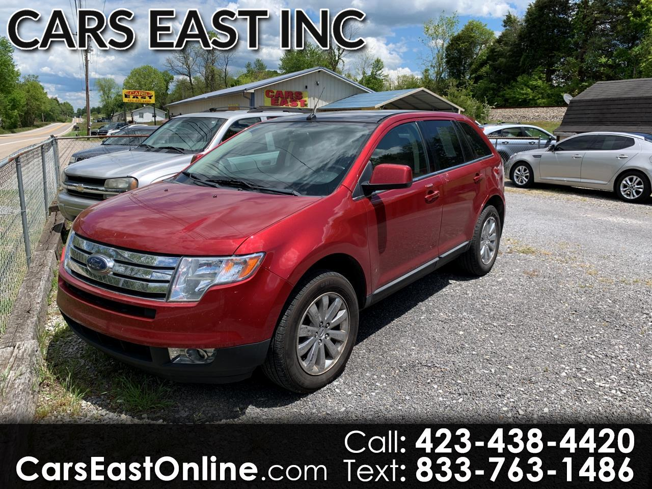 Ford Edge 4dr Limited AWD 2008