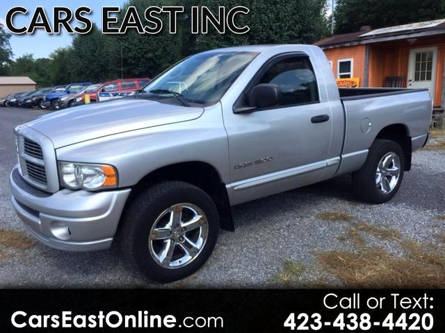 2005 Dodge Ram 1500 SLT Short Bed 4WD