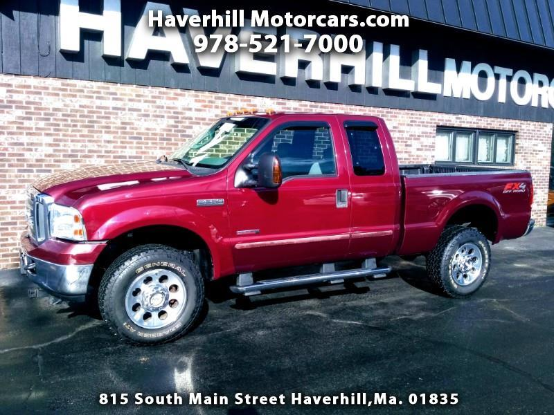2005 Ford F-350 SD XLT SuperCab Short Bed 4WD