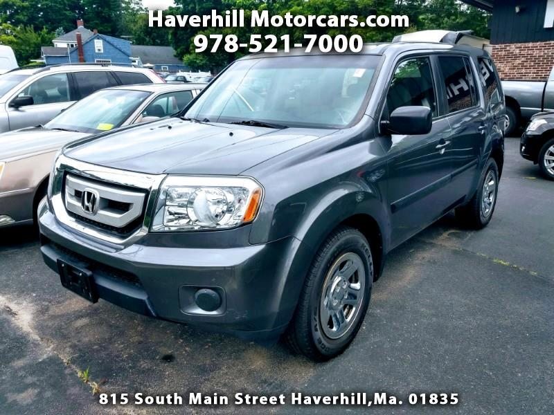 Honda Pilot LX 4WD 5-Spd AT 2011
