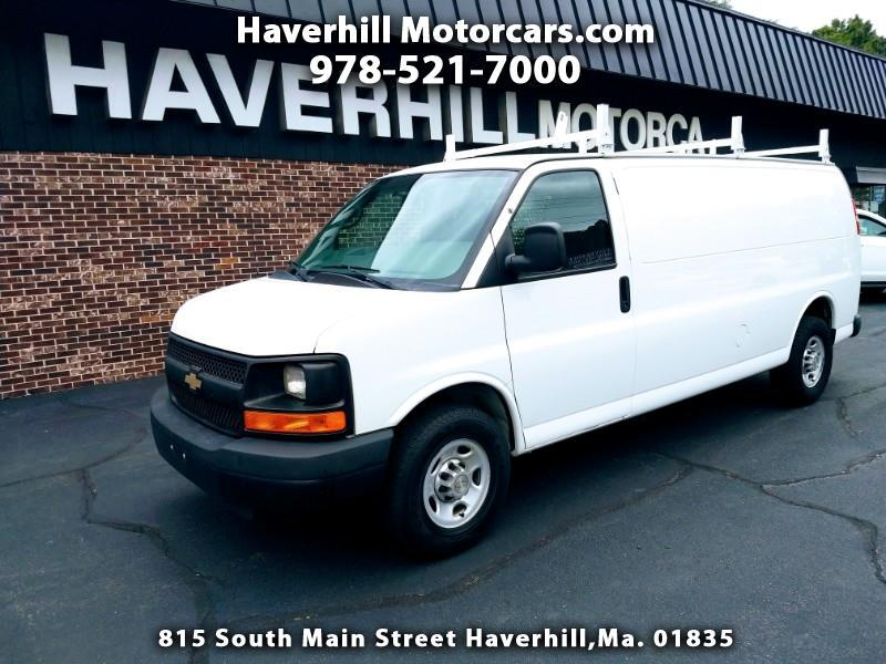2014 Chevrolet Express 2500 Cargo Extended