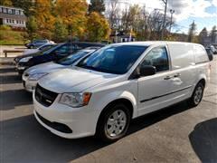 2013 Dodge Cargo Van