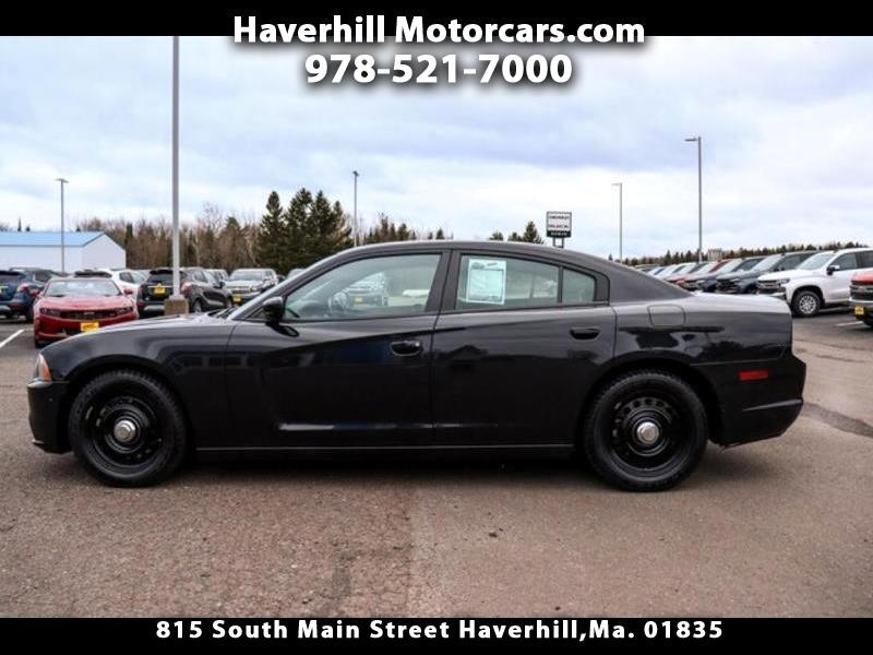 Dodge Charger Police 2014