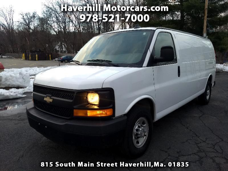 Chevrolet Express 2500 Cargo Extended 2016