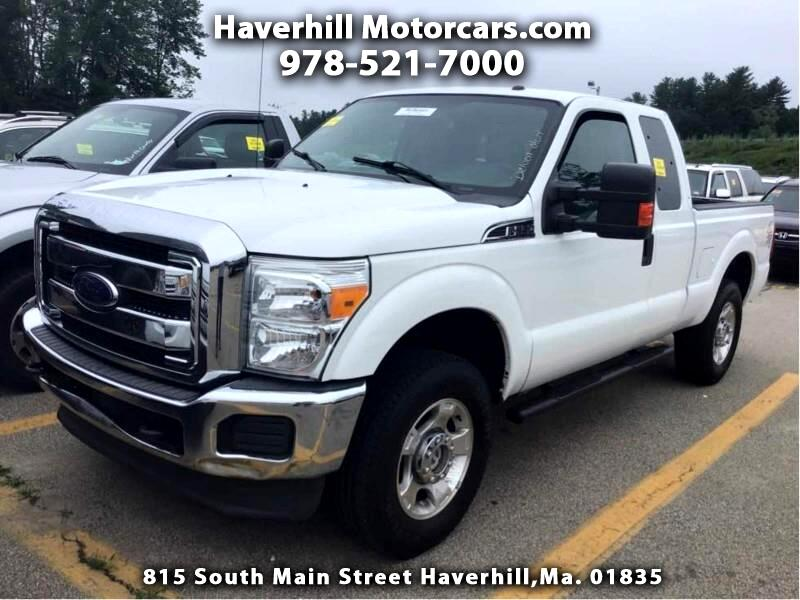 Ford F-250 SD XLT SuperCab 4WD 2015