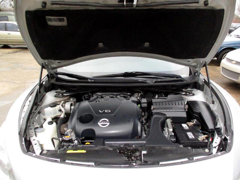 2014 Nissan Maxima S