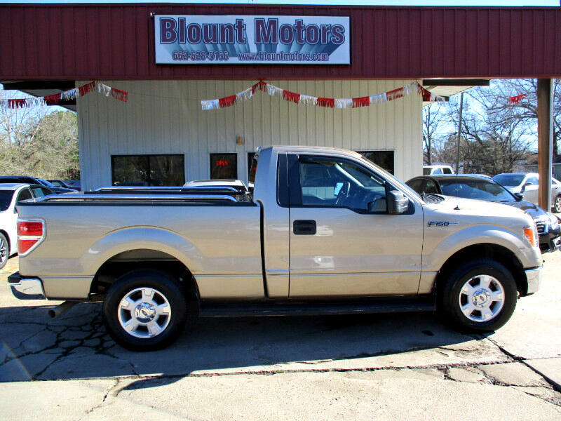 Ford F-150 XLT 6.5-ft. Bed 2WD 2011