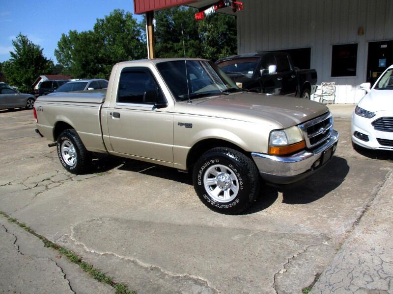 2000 Ford Ranger 2WD Reg Cab 112