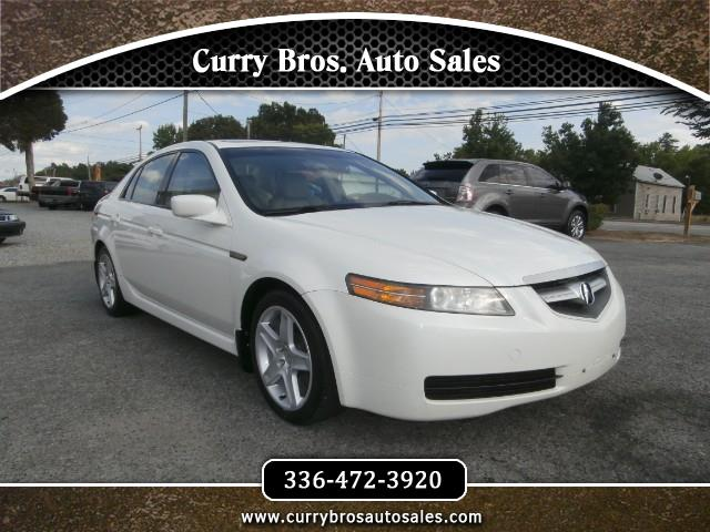 Used Acura TL For Sale In Thomasville NC Curry Bros - Used 2005 acura tl