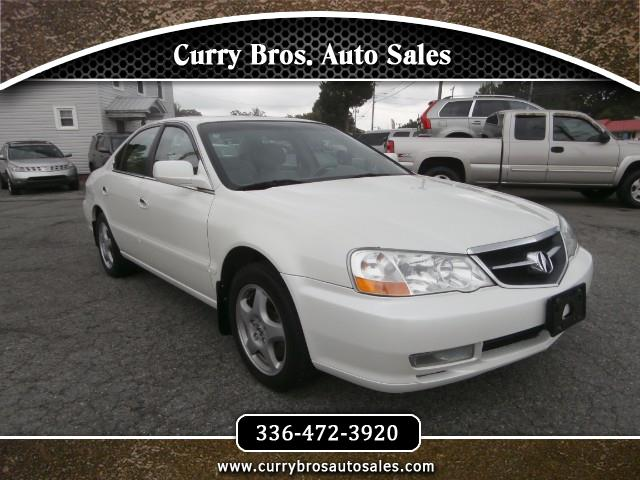 Used Acura TL For Sale In Thomasville NC Curry Bros - 2003 acura tl for sale